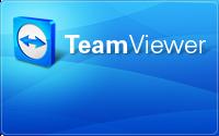 Fjernadgang og -support via internettet med TeamViewer
