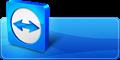 גישה ומתן תמיכה מרחוק דרך האינטרנט באמצעותTeamViewer