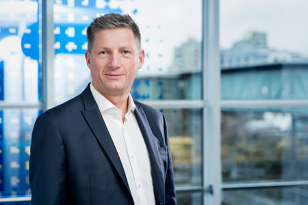 Andreas König, Chief Executive Officer.